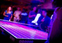 Conoce todo sobre la Mesa digital para jugar ping pong.